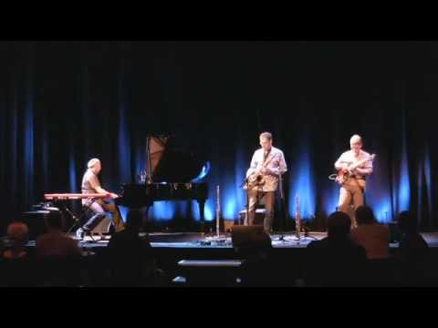 Theo Travis with Rob Palmer and Daniel Biro – Live at Kings Place, London – 27th June 2011