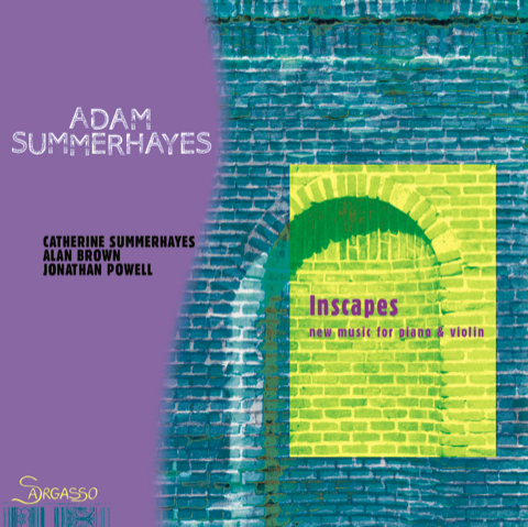 Adam Summerhayes 'Inscapes 1'