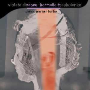 Violeta Dinescu and Karmeila Tsepkolenko 'Piano Music'