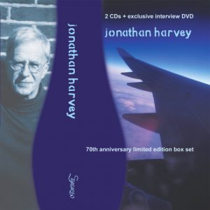 Jonathan Harvey '70th Anniversary Box Set'