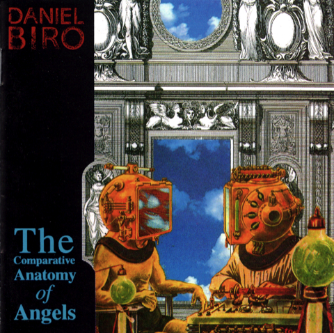 Daniel Biro 'The Comparative Anatomy Of Angels'